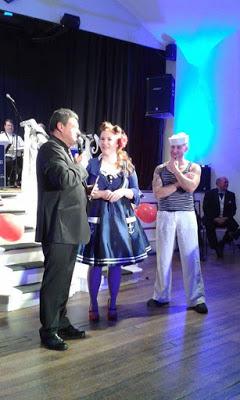 Strictly 2015 Winners Dart Music Festival