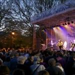 Dart Music Festival Bandstand