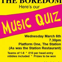 Have you got what it takes to win our music quiz?