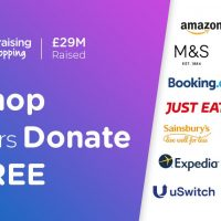 Easyfundraising – help us raise money for free!